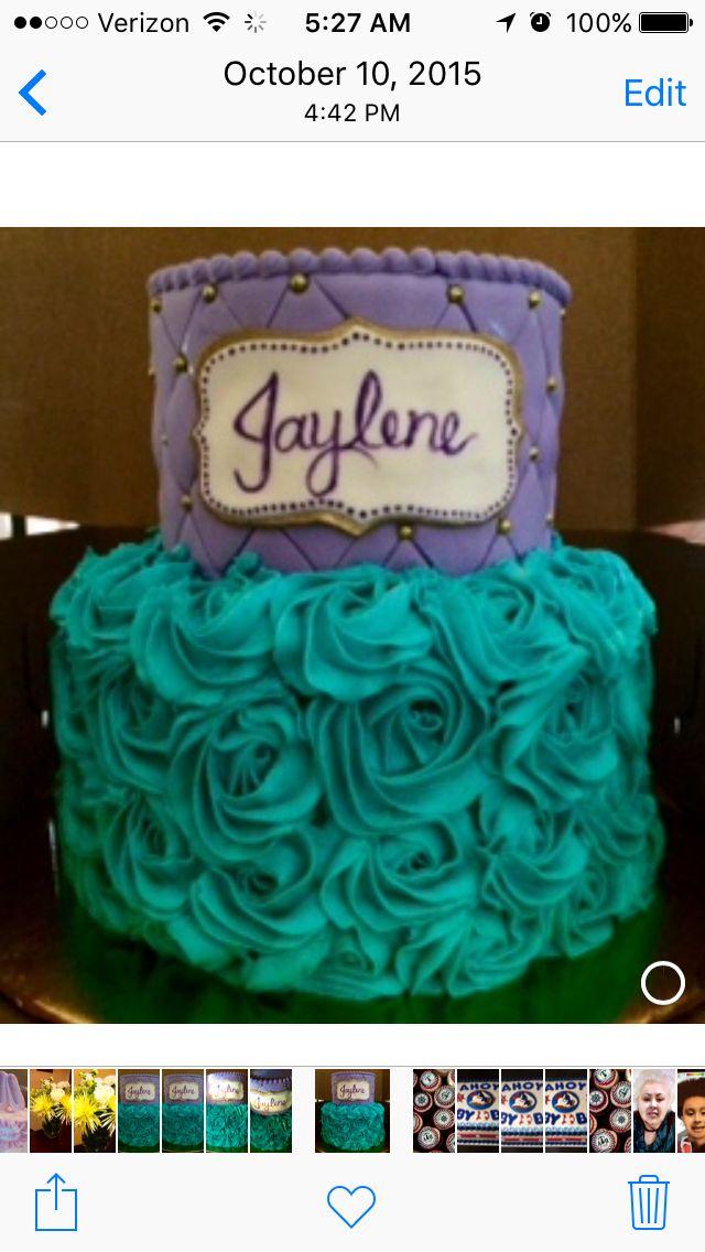 Princess Jasmine cake #disney #aladdin #disneyprincess francyn_cakes