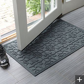 heated indoor mats. indoor entryway mat holds 1 gal of water per sq. yard. i guess that\u0027s heated mats e