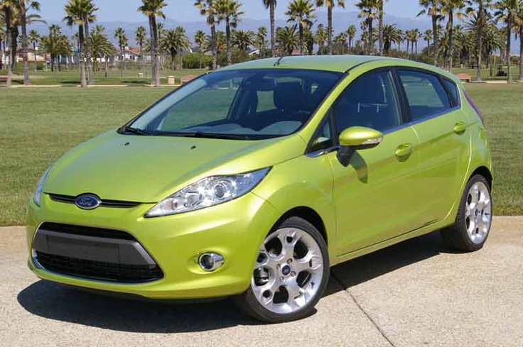 Lime Green Ford Fiesta! I want this car! | The Interesting and Inspiring | Pinterest | Ford Cars and Dream cars & Lime Green Ford Fiesta! I want this car! | The Interesting and ... markmcfarlin.com