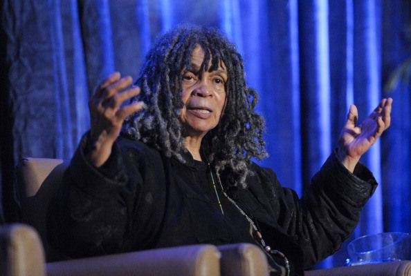 "Sonia Sanchez - Sanchez is a poet known for her involvement in the Black Arts Movement, the artistic component of the Black Power movement during the '60s. A writer known for her play on mixing the Blues with haikus and other poetic forms, Sanchez has penned several poetry collections, including ""We a Baddddd People,"" ""Autumn Blues"" and ""Does Your House have Lions."""
