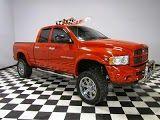 2005 Dodge Ram 2500 laramie lifted truck