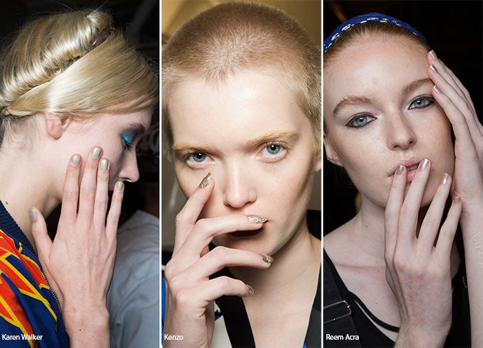 27 best My work images on Pinterest | Editorial, Make up and Nail art