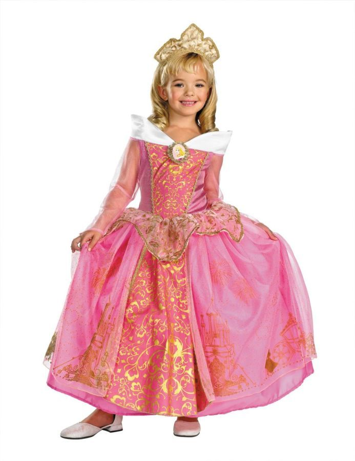 Awesome Costumes Maleficent- Aurora Prestige Child Costume just added...