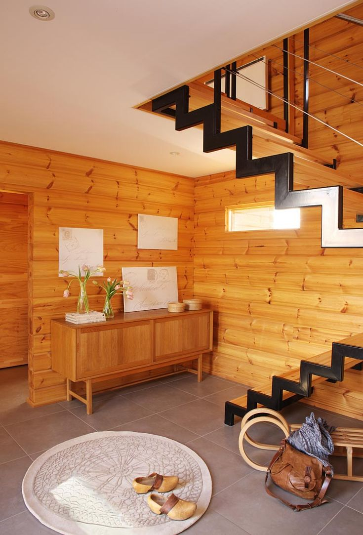 Small luxury cabin interior - Swedish Modern Luxury Log Home Interiors And Designs Inspiration