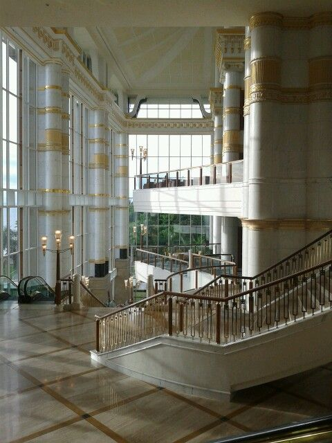 The Empire Hotel and Country Club, Brunei. Amazing place to stay!