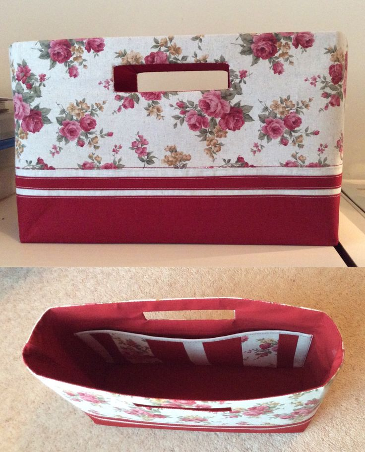 My version of Amy Butler's Chelsea Bag. I made it a little longer and wider. Great for that one knitting project you have on the go. A sturdy inner pocket that goes to the bottom of the bag for needles and scissors.