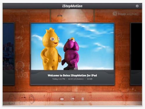 iStopmotion - for iPad2