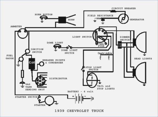 Basic Auto Wiring Diagram  U2013 Moesappaloosas Com
