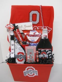 The Ohio State University Basket! | Gourmet Gift Baskets ...