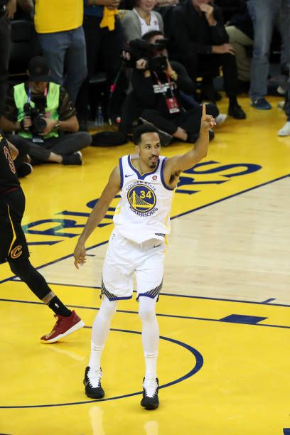 d3cc7ffde056f Shaun Livingston of the Golden State Warriors reacts in Game One of the 2018  NBA Finals on May 31 2018 at ORACLE Arena in Oakland California NOTE TO.