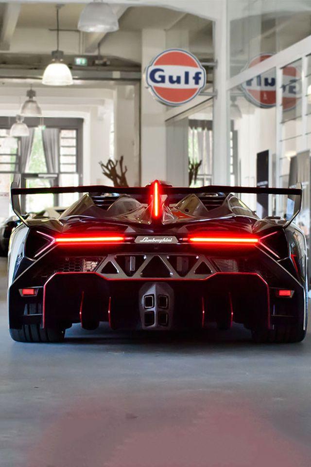 Lamborghini Veneno Roadster...Kylo Ren Edition                                                                                                                                                      More
