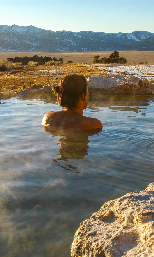 Best hot springs from outside magazine