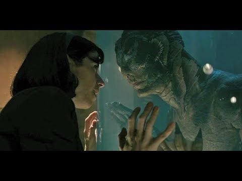 The Shape of Water review : The most magical FILM of the year