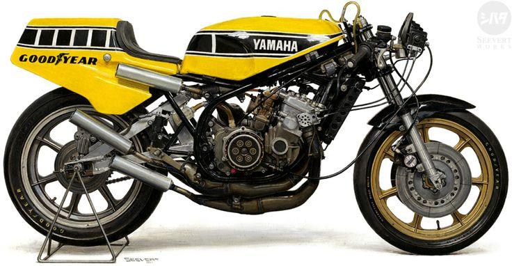 1978 YAMAHA YZR500 (OW35K)
