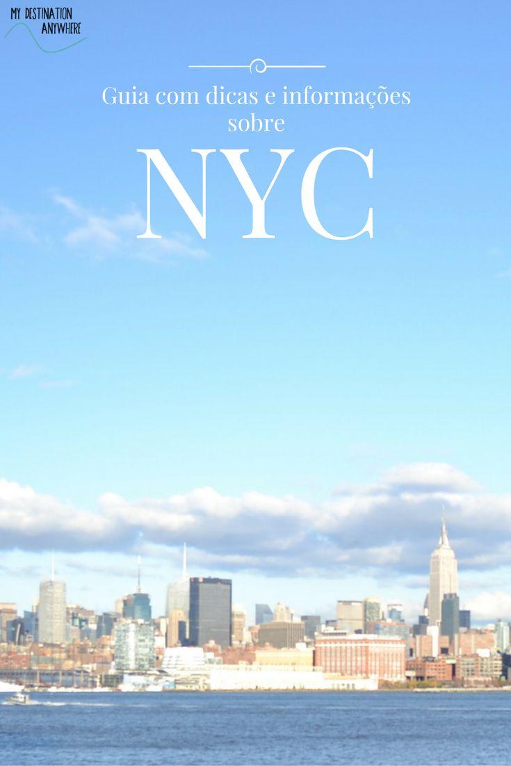 Guia de Nova York: Dicas e Informações Gerais