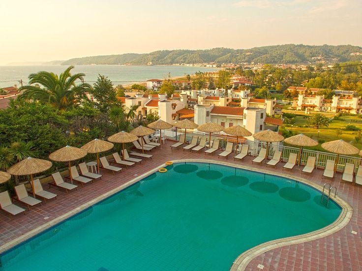 Hotel Akropolis, Fourka #Halkidiki #Greece http://hotel-akropolis.gr/