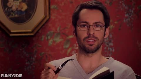 James Joyce's Love Letters with Martin Starr (EXPLICIT but hilarious) Directed by Natalie Morales