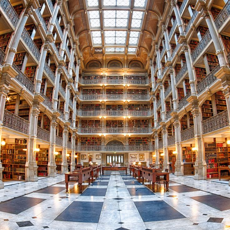 The 15 Most Beautiful College Libraries Around America