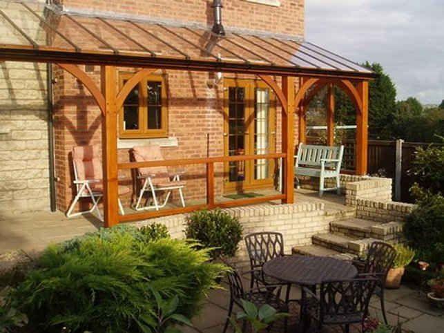 wooden verandas - Google Search