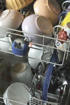 Produits écologiques pour lave-vaisselle