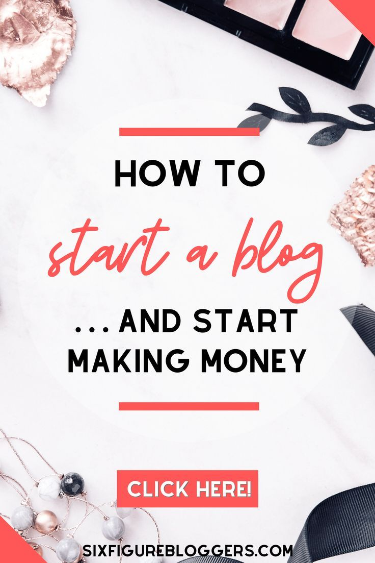 Step by step guide on how to start a blog and make money online. Ready to create… – Jeneration PR