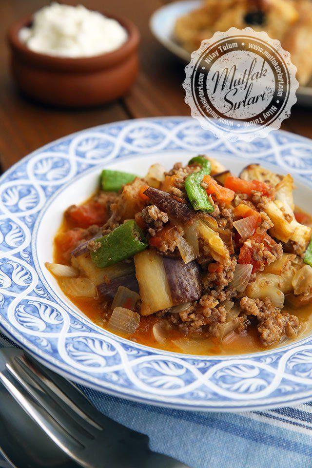 Patlıcan Musakka (Tencerede) nasıl yapılır ?  Tarifin püf noktaları, binlerce yemek tarifi ve daha fazlası...