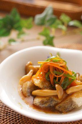 鱈の和風彩り野菜あんかけ by oldice [クックパッド] 簡単おいしい ...