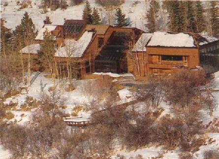 John Denver's house in Aspen, Colorado - see more at: http://www.house-crazy.com/john-denvers-house-in-aspen-colorado/