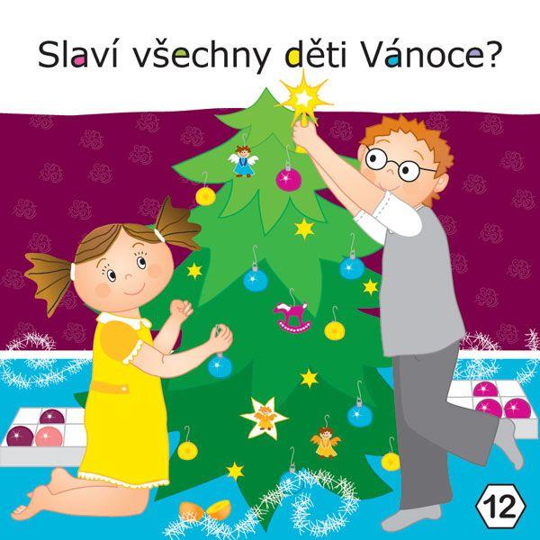 Slaví všechny děti Vánoce?