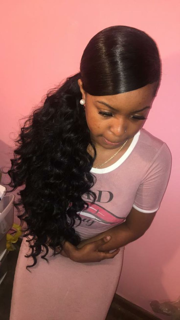 weave updos