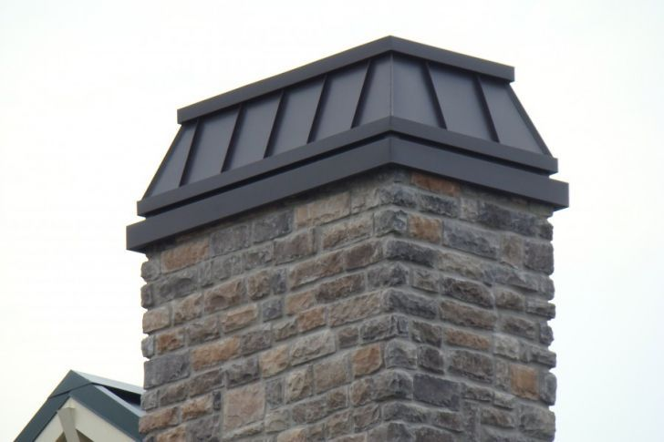Ideal Roof Chimney Cap 4 Sheet Metal Chimney Chimney Design