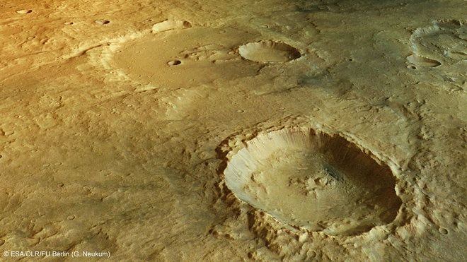 In Case You Missed: Mega-Landslides on Mars May Speed Down Slopes at 4...