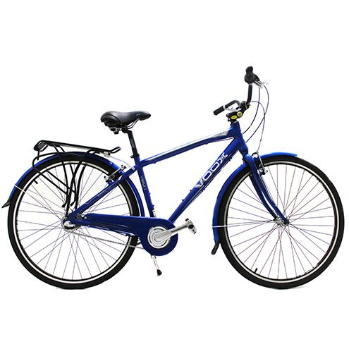 BICICLETA ARO 29 URBANA VOOX VISION 700 AZUL 3V :: Stiegler Bike Shop