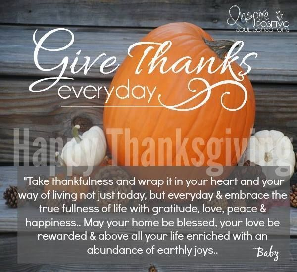 Famous Quotes For Thanksgiving: 17 Best Thanksgiving Quotes On Pinterest