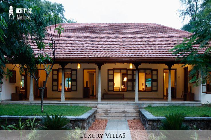 Heritage Madurai - 5 Star Resort / Luxury Villas / Fine Dining / Spa