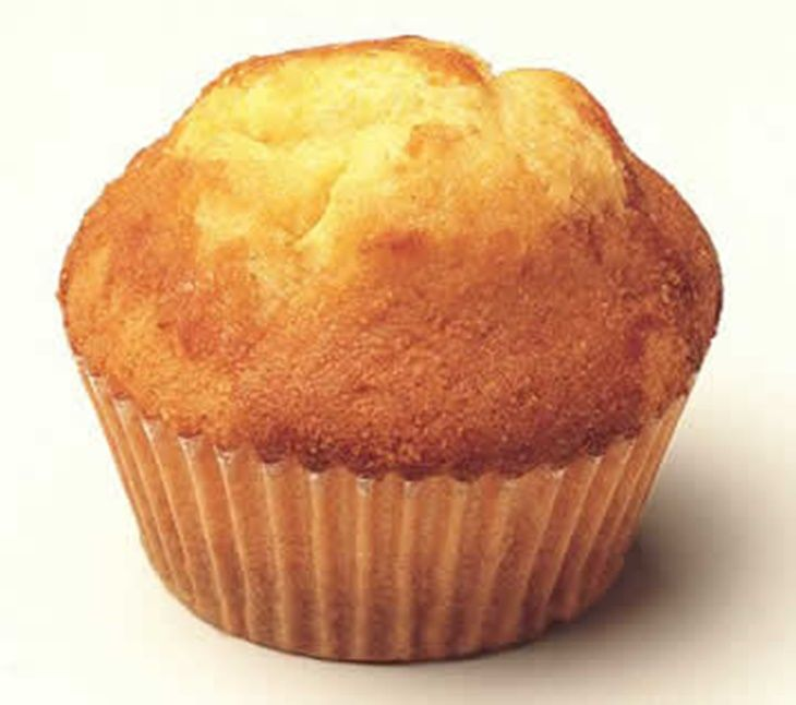 Muffin alaptészta