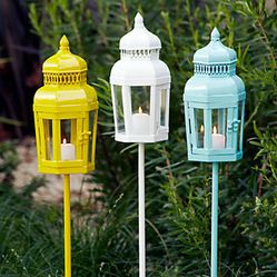 Eclectic Outdoor Lighting - Houzz