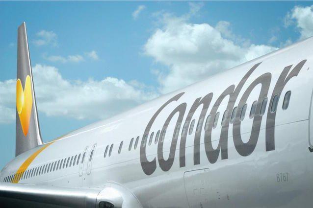 Condor: Απευθείας πτήσεις Θεσσαλονίκη/ Φρανκφούρτη