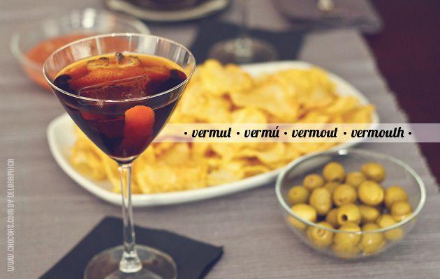 vermut - vermú - vermout - vermouth