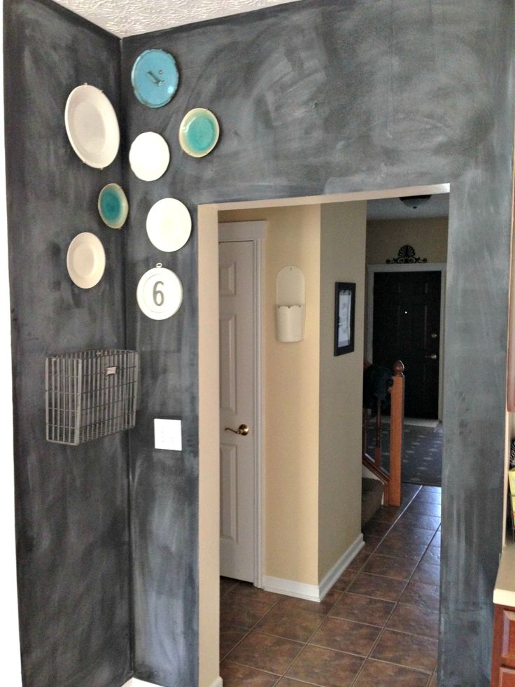 Living Room Feature Wall Decor: 178 Best Chalkboard Projects Images On Pinterest