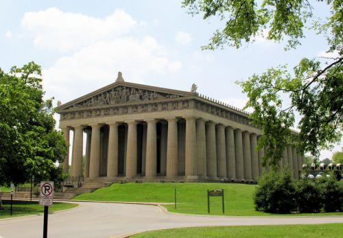Parthenon, Nashville Tennessee