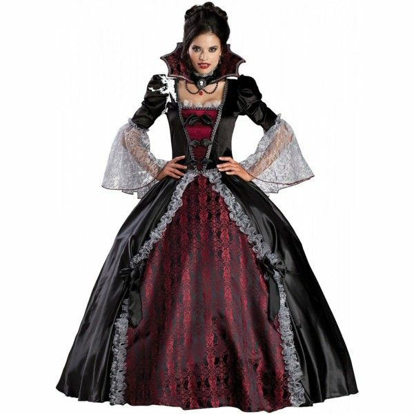 Women's costumes Carnival Darke Queen