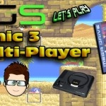 Let's Play Sonic the Hedgehog 3 on the Sega Mega Drive/Genesis