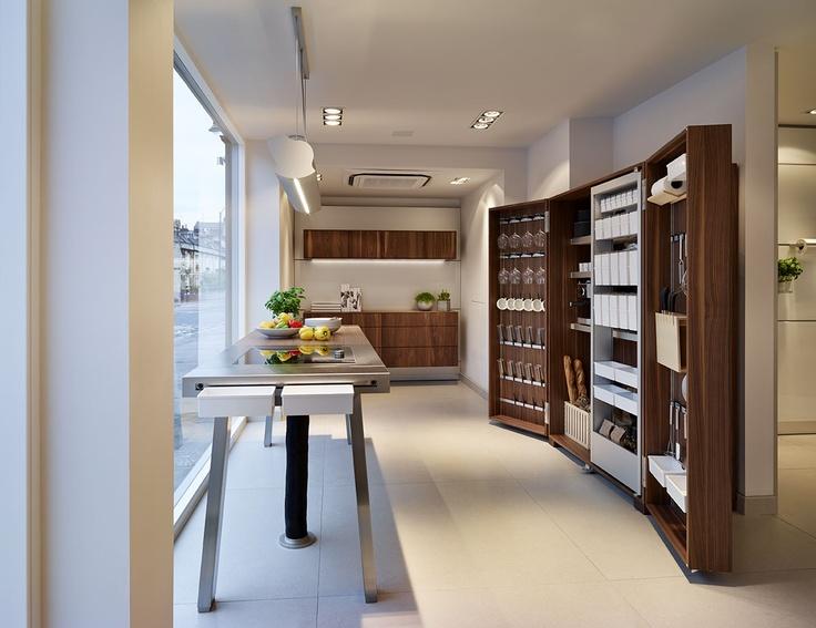 9 best images about case study bulthaup kitchen bath for Bulthaup b2 kitchen