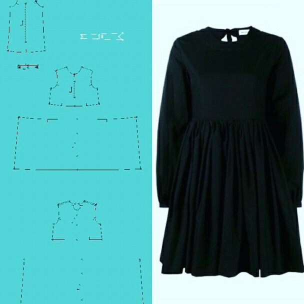 공효진 원피스. 몰리 고다드 블랙 원피스. 질투의 화신. 패턴 메이킹. 패션 메이킹. Pattern making. Modellista. Sewing. Black. Dress. Making. Casa dei modellisti.