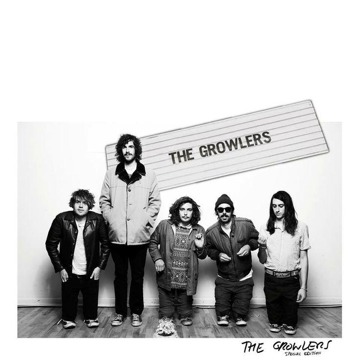 Proyecto Vinilos TheGrowlers