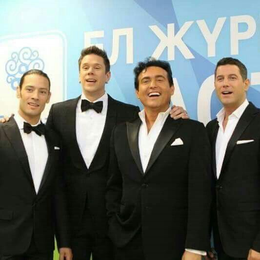 829 best images about il divo on pinterest fantasy - Divo music group ...