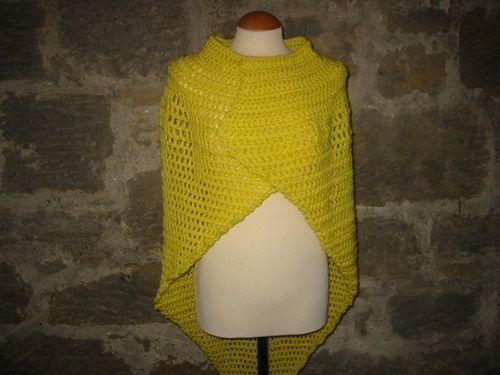 Healing Prayer Shawl Crochet Pattern | AllFreeCrochet.com