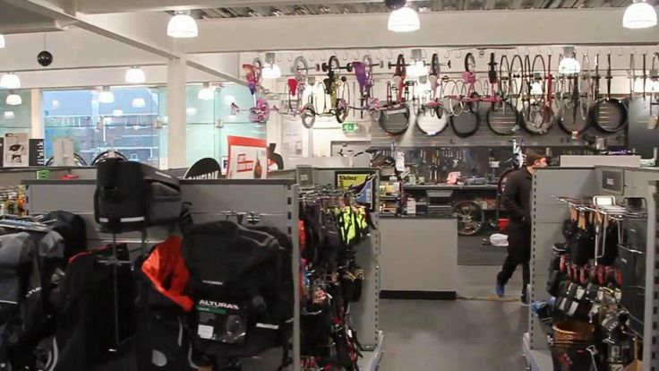 Formby Cycles Video Tour Of The Shop