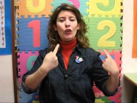 Buenos dias lenguaje de signos